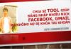 Chia sẻ TOOL giúp đăng nhập nhiều nick Facebook, Gmail mà không sợ bị khóa