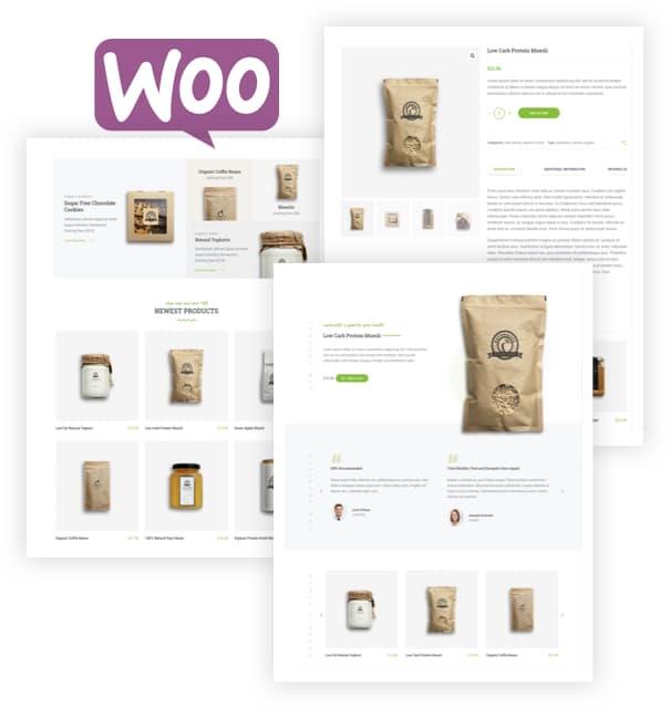 Share NaturaLife v1.8 - Theme WordPress cho chủ đề Sức khỏe và Thực phẩm sạch